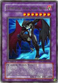Elemental Hero Dark Neos - POTD-EN033 - Ultra Rare - Unlimited Edition