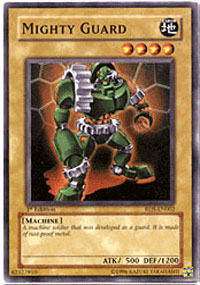 Mighty Guard - RDS-EN002 - Common - Unlimited Edition
