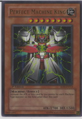 Perfect Machine King - RDS-EN012 - Ultra Rare - Unlimited Edition