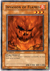 Invasion of Flames - RDS-EN024 - Common - Unlimited Edition