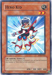 Hero Kid - SOI-EN005 - Common - Unlimited Edition