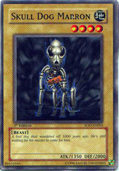 Skull Dog Marron - SOD-EN003 - Common - Unlimited Edition