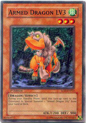 Armed Dragon LV3 - SOD-EN013 - Common - Unlimited Edition on Channel Fireball