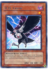 D.D. Crow - STON-EN024 - Rare - Unlimited Edition on Channel Fireball