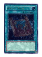 Ancient Rules - Ultimate - STON-EN037 - Ultimate Rare - Unlimited