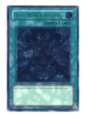 Dark World Dealings - Ultimate - STON-EN038 - Ultimate Rare - Unlimited