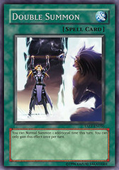 Double Summon - TAEV-EN056 - Rare - Unlimited Edition on Channel Fireball