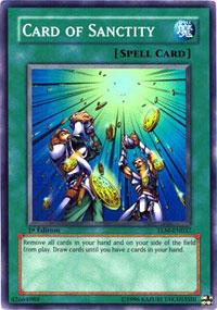 Card of Sanctity - TLM-EN037 - Super Rare - Unlimited Edition