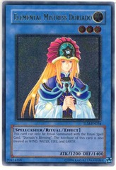 Elemental Mistress Doriado - TLM-EN034 - Ultimate Rare - Unlimited Edition
