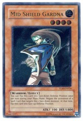 Mid Shield Gardna - Ultimate - TLM-EN024 - Ultimate Rare - Unlimited Edition