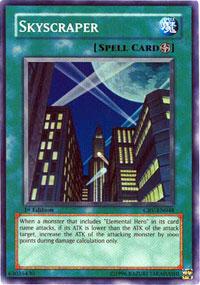 Skyscraper - CRV-EN048 - Super Rare - Unlimited Edition