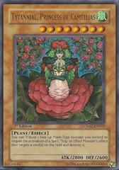 Tytannial, Princess of Camellias - CSOC-EN029 - Ultra Rare - Unlimited Edition