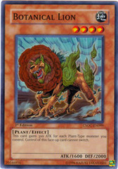 Botanical Lion - CSOC-EN099 - Super Rare - Unlimited Edition on Channel Fireball
