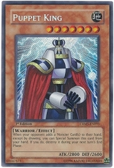 Puppet King - CRMS-EN093 - Secret Rare - Unlimited Edition