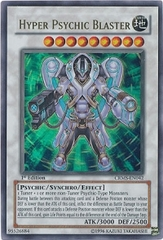 Hyper Psychic Blaster - CRMS-EN042 - Ultra Rare - Unlimited Edition