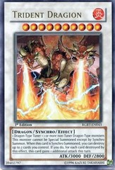 Trident Dragion - RGBT-EN043 - Ultra Rare - Unlimited Edition