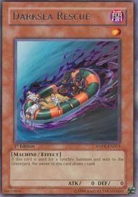 Darksea Rescue - ANPR-EN013 - Rare - Unlimited Edition
