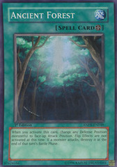 Ancient Forest - ANPR-EN048 - Super Rare - Unlimited Edition on Channel Fireball