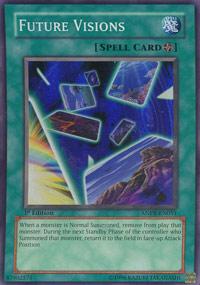 Future Visions - ANPR-EN051 - Super Rare - Unlimited Edition