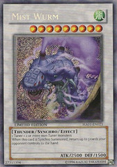 Mist Wurm - HA01-EN023 - Secret Rare - Unlimited Edition