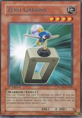 Zero Gardna - SOVR-EN006 - Rare - Unlimited Edition
