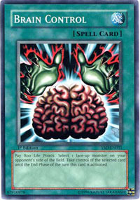Brain Control - YSD-EN031 - Common - Unlimited Edition