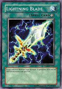 Lightning Blade - YSDJ-EN023 - Common - Unlimited Edition