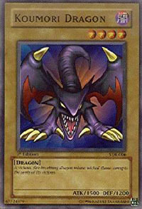 Koumori Dragon - SDK-006 - Common - Unlimited Edition