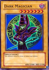 Dark Magician - SYE-001 - Super Rare - Unlimited Edition