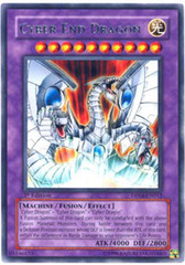 Cyber End Dragon - DP04-EN012 - Rare - Unlimited Edition on Channel Fireball