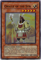 Oracle of the Sun - ABPF-EN019 - Super Rare - Unlimited Edition
