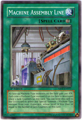 Machine Assembly Line - ABPF-EN057 - Common - Unlimited Edition on Channel Fireball
