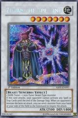 Zeman the Ape King - ABPF-EN097 - Secret Rare - Unlimited Edition