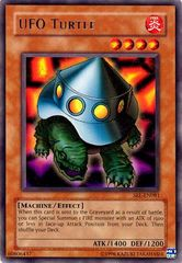 UFO Turtle - SRL-EN081 - Rare - Unlimited Edition
