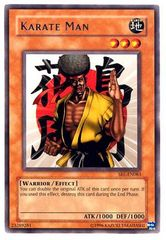 Karate Man - SRL-EN083 - Rare - Unlimited Edition