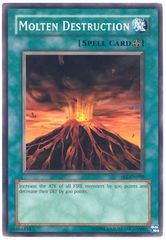 Molten Destruction - SRL-EN098 - Common - Unlimited Edition