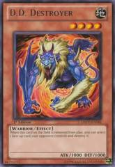 D.D. Destroyer - DREV-EN083 - Rare - Unlimited Edition