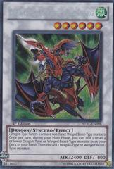 Dragunity Knight - Gae Dearg - STBL-EN098 - Secret Rare - Unlimited Edition