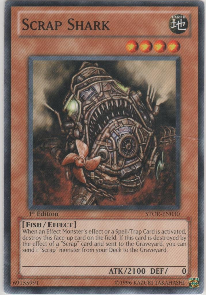 STOR-EN094 Engl Rare Yugioh Overpowering Eye Unlimited Edition Near Mint