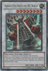 Karakuri Steel Shogun mdl 00X Bureido - STOR-EN042 - Ultra Rare - Unlimited Edition