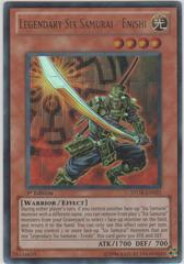 Legendary Six Samurai - Enishi - STOR-EN021 - Ultra Rare - Unlimited Edition on Channel Fireball