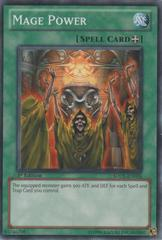 Mage Power - SDDL-EN024 - Common - Unlimited Edition