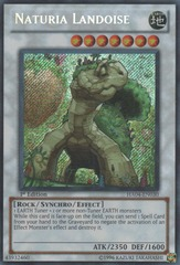 Naturia Landoise - HA04-EN030 - Secret Rare - Unlimited Edition