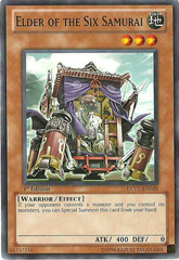 Elder of the Six Samurai - EXVC-EN028 - Common - Unlimited Edition