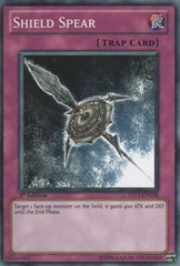 Shield Spear - YS11-EN038 - Common - Unlimited Edition