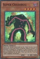 Super Crashbug - GENF-EN012 - Super Rare - Unlimited Edition