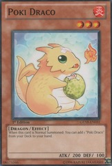 Poki Draco - GENF-EN031 - Common - Unlimited Edition