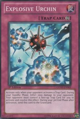 Explosive Urchin - GENF-EN065 - Common - Unlimited Edition