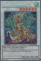 Orient Dragon - GENF-EN085 - Secret Rare - Unlimited Edition