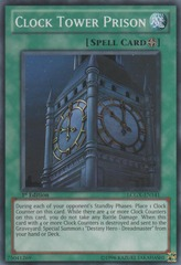 Clock Tower Prison - LCGX-EN141 - Common - 1st Edition